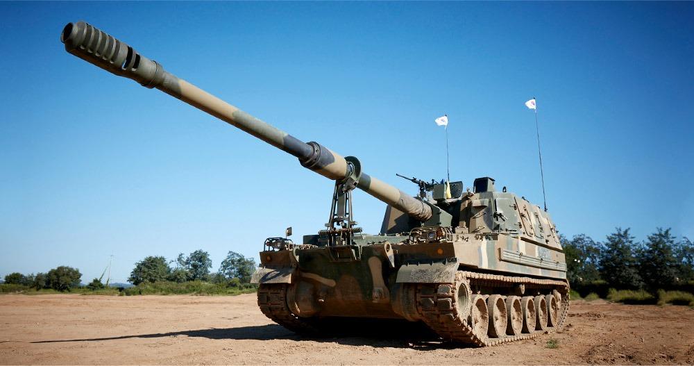 Samsung Techwin танк