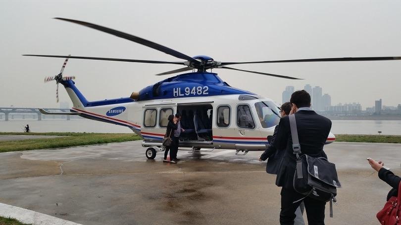 Samsung вертоліт