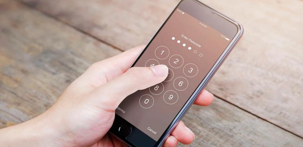 телефон пароль