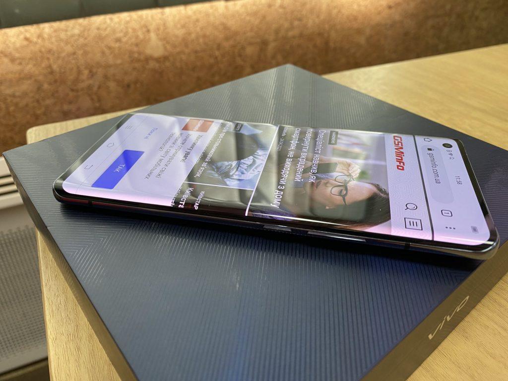 Огляд смартфона Vivo X50 Pro