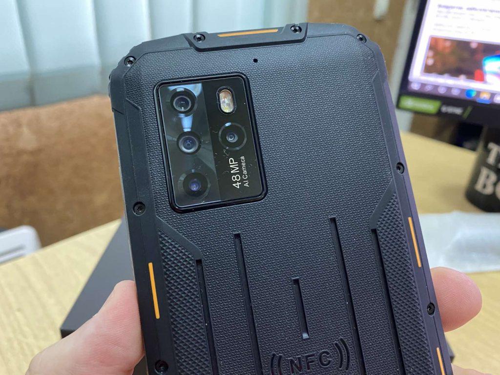 Огляд захищеного смартфона Oukitel WP10 5G